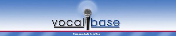 Vocalbase Gesangsunterricht